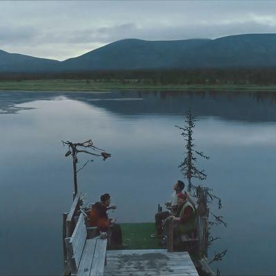 Mestari Cheng -elokuvaa kuvattiin Lapissa.