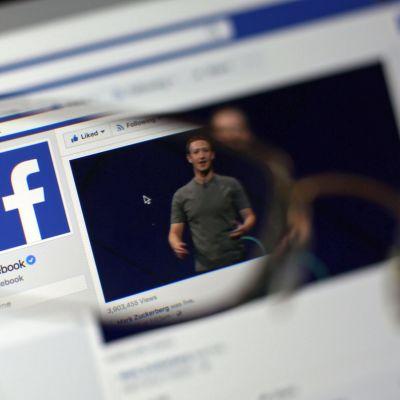 Facebookin logo.
