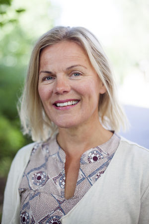 Elisabeth Eriksson från Marthaförbundet