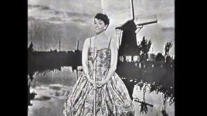 Teddy Scholten vann den fjärde Eurovisionen år 1959.