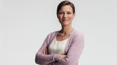 SFP-politikern Eva-Lena Gästrin.