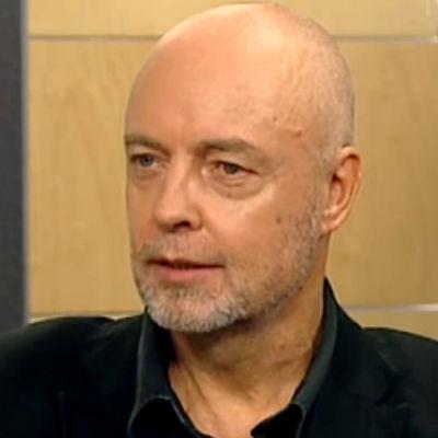 Kirjailija Erik Wahlström (2010).