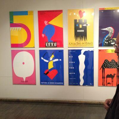 Kari Piipon näyttely aukeaa Mikkelin taidemuseossa lauantaina.
