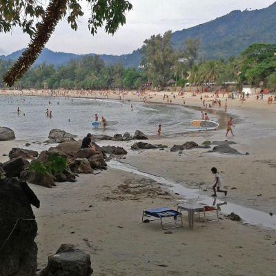 Kata Beach, Thailand.