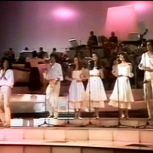 Israeliska Izhar Cohen & Alpha Beta vann Eurovisionen år 1978.