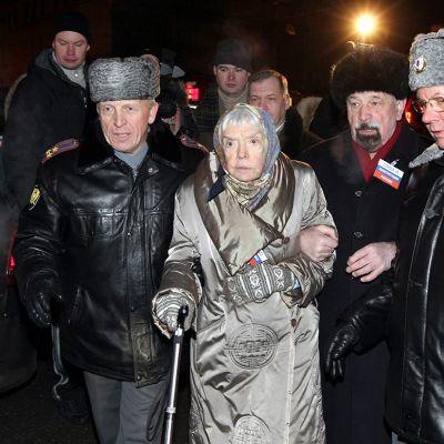Ljudmila Aleksejeva.
