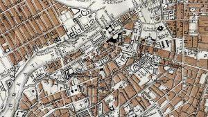 Pietarin kartta, 1893
