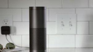 Amazonin Echo älykaijutin.
