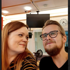 Mikko Kurenlahti ja Hilkka Nevala