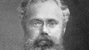 """Oscar Olsson """"med skägget"""" - folkbildare"""