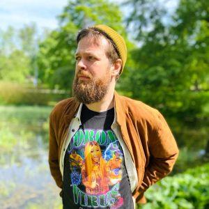 Johannes Ekholm personporträtt