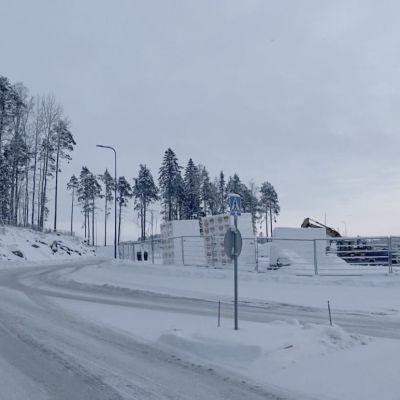 Padel-keskus rakennetaan Kuopioon.