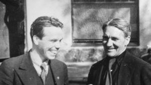 Atos Wirtanen och Gunnar Björling