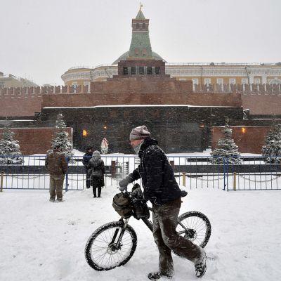 Leninin mausoleumi.