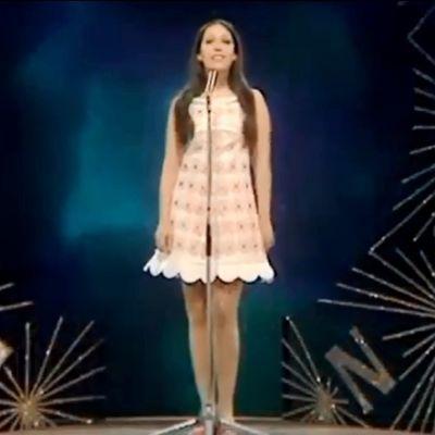 Spanska Massiel vann Eurovisionen år 1968.