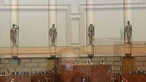 statyer i plenisalen