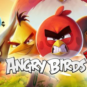 Rovios Angry Birds-spel.
