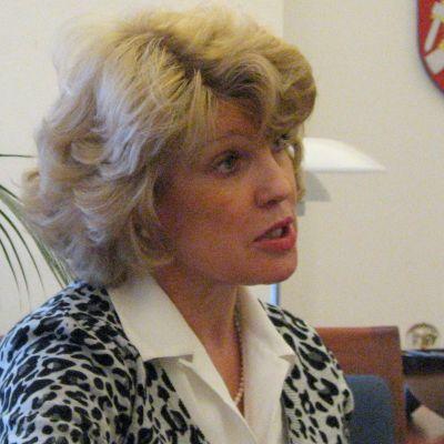 Itä-Suomen aluehallintoviraston ylijohtaja Elli Aaltonen