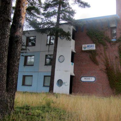 MOASin opiskelija-asuntola Mikkelissä Raviradantiellä.