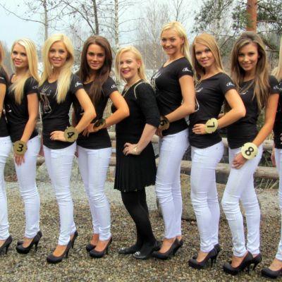 missi missit 2013 Miss Suomi missikiertue kauneuskilpailu missikilpailu