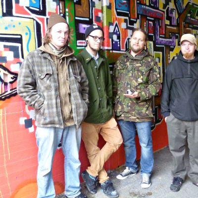 Graffittitaiteilijat