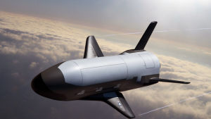 Rymdflygplanet Shenlong.