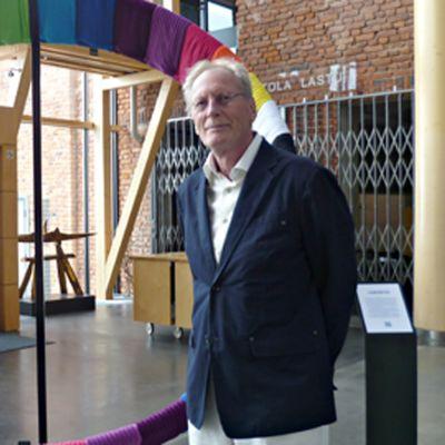Pekka Luhtanen ja Aalto-pyyhkeet