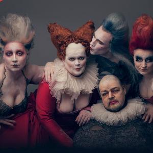 Igor Stravinskyn ooppera Hulttion tie striimataan Suomen Kansallisoopperasta 9.4.2016.