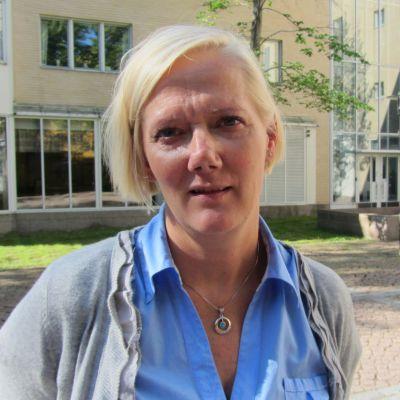 Vanhuspalvelujen johtaja Niina Kaukonen