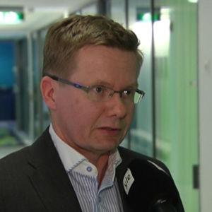 Jorma Mikkonen är Lassila & Tikanojas direktör för samhällsrelationer