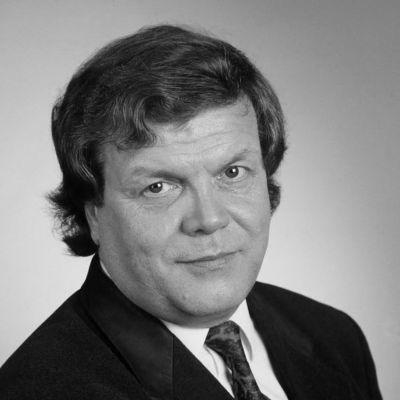 SDP:n kansanedustaja Jouko Skinnari vuonna 1995.