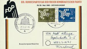 Postikortti Klingelle