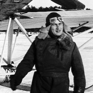 Lentonäytös vuonna 1926