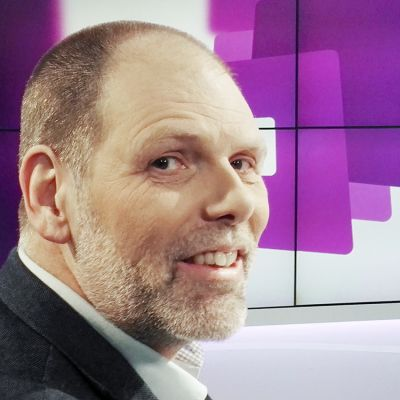 Verohalllinnon pääjohtaja Markku Heikura.