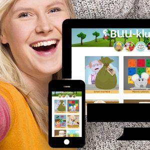 BUU-klubbens nya webb presenteras