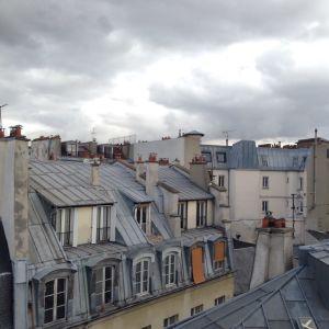 Pariisin kattoja