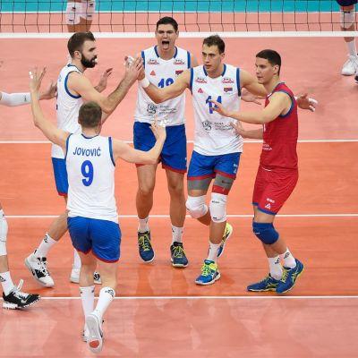 Serbia Ranska EM 2019