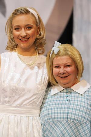 Nina-Petelius Lehto ja Satu Lemola