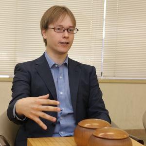 Gospelaren Antti Törmänen