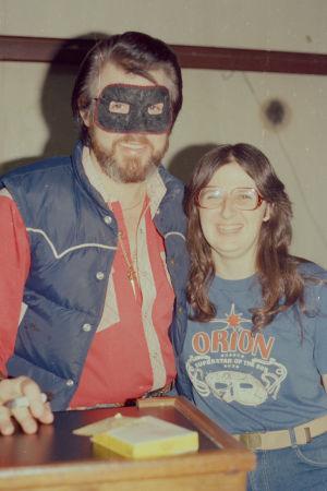 Den amerikanska artisten Jimmy Ellis under artistnamnet Orion.