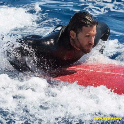 Edgar Ramirez surfar i rollen som Bodhi