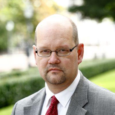 Vakuutusyhtiö Ilmarisen eläkepolitiikasta vastaava johtaja Jaakko Kiander.