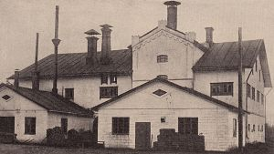 Salo Bryggeri vuonna 1932.