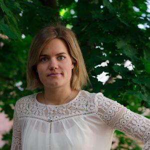 reporter Maria Uusikyläs profilbild