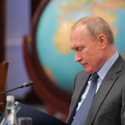 Vladimir Putin ja maapallo