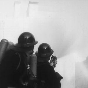 Palomiehet työssään
