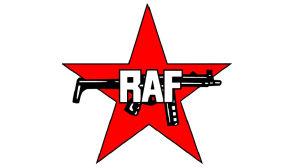 Punaisen armeijakunnan logossa on väkivaltaisuudesta kielivä konetuliase