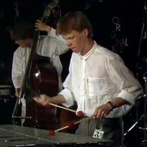 Severi Pyysalo Pori Jazzissa 1985.