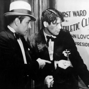 Arpinaama (Scarface). Ohjaus Howard Hawks.