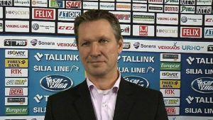 Ari Vuori, spelarkoordinator/sportchef i HC TPS